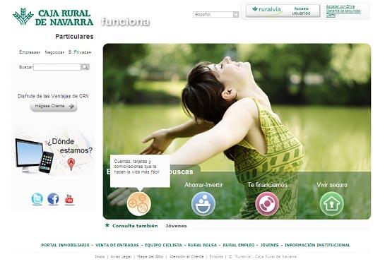 Caja rural de navarra telefono atencion al cliente for Caja rural navarra oficinas