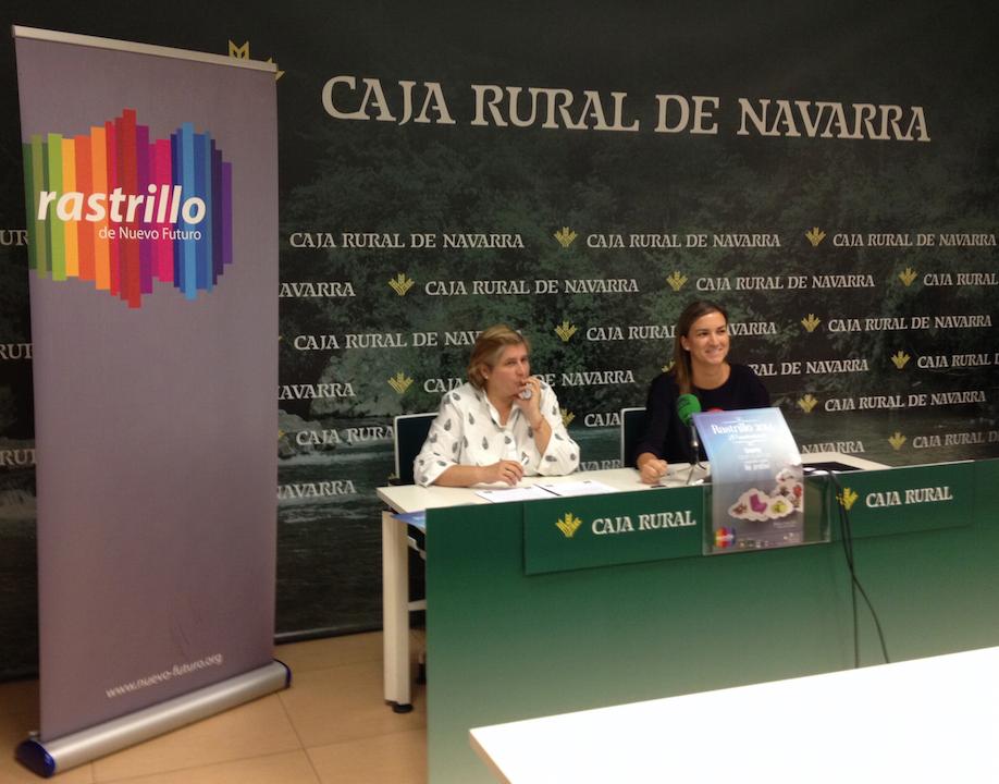 Selfies y pedaladas solidarias en el rastrillo blog de for Caja rural de navarra oficinas