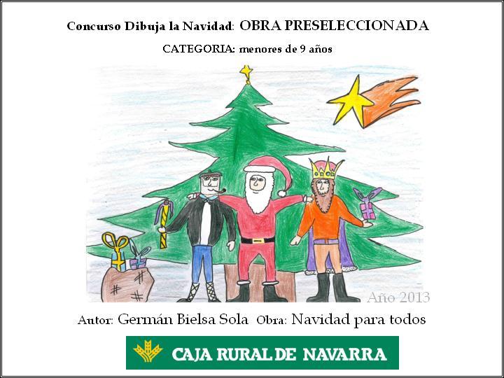 Concurso de dibujo blog de caja rural de navarra for Oficinas caja rural de navarra