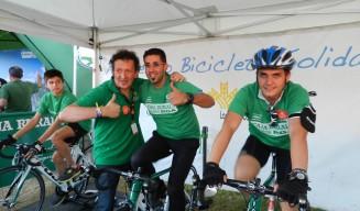 Bicicleta Solidaria Caja Rural