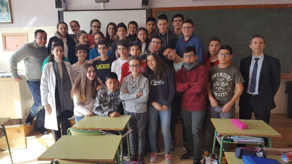 Ganadores Educación Finaciera Diario Escolar