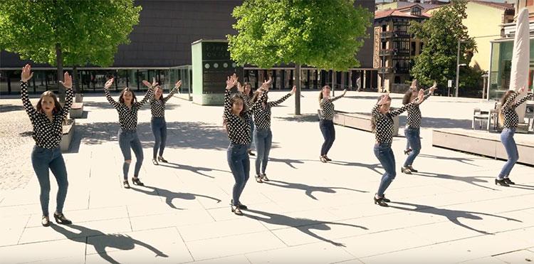 Flashmob-Flamenco-On-Fire-Caja-Rural-de-Navarra