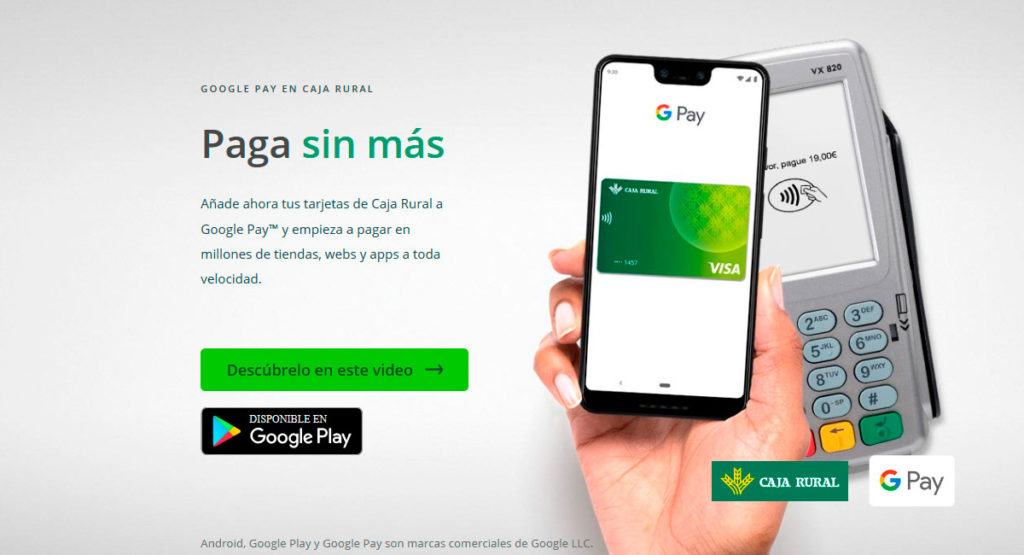 caja-rural-google-pay