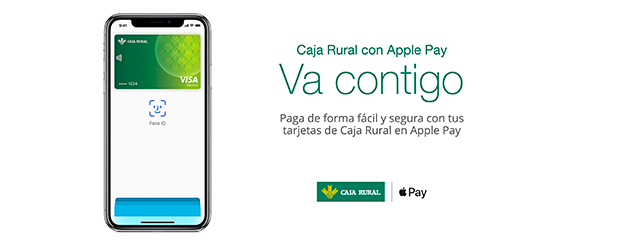 Caja Rural de Navarra - Apple Pay