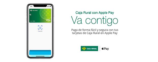 Caja Rural de Navarra - Apple Pay