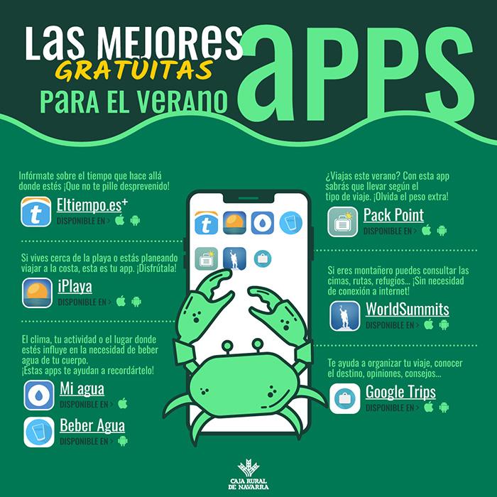 apps-verano