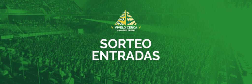 Sorteo Navarra Arena