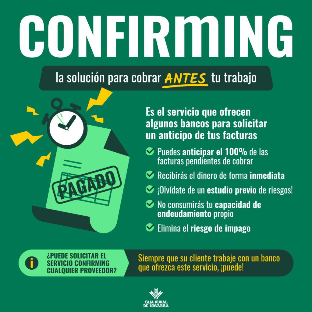 Confirming Caja Rural de Navarra