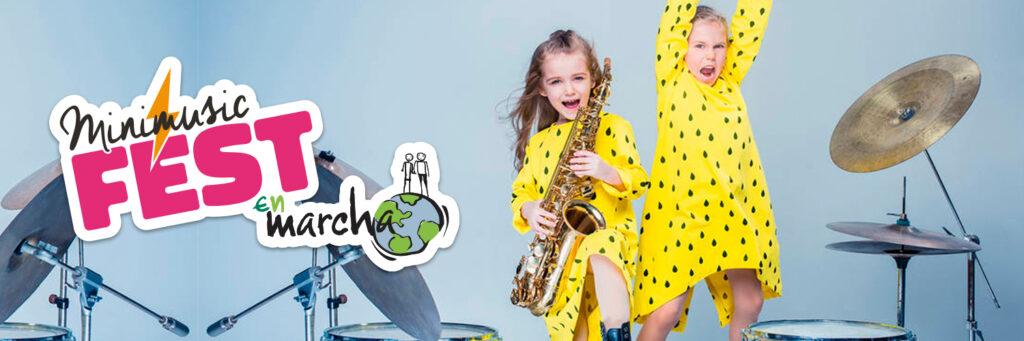Minimusic Fest En Marcha Programa