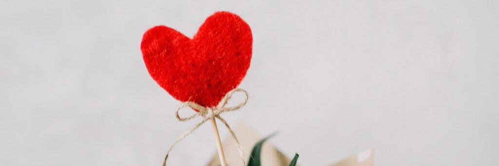 Un san valentin low cost