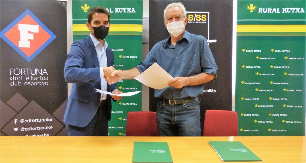 Caja Rural de Navarra-Rural Kutxa renueva el convenio con la Behobia-San Sebastián como uno de los patrocinadores principales