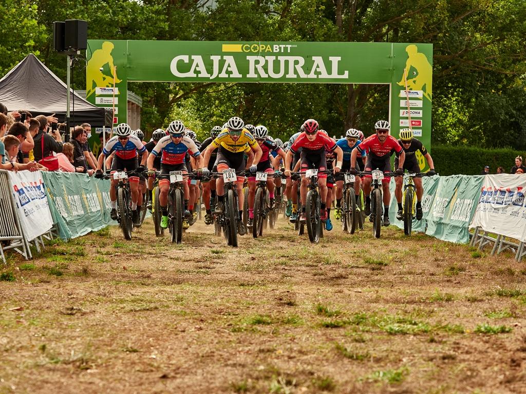 Salida Copa Caja Rural 2021