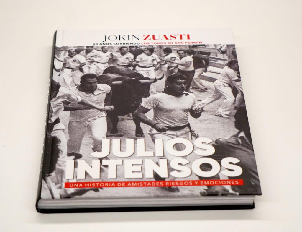 libro 'Julios Intensos', Jokin Zuasti